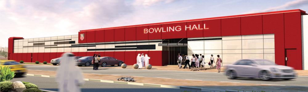 Bowling-hall